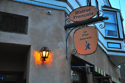 Le P'tit Laurent Restaurant in San Francisco To Offer Special Tax Season Menu