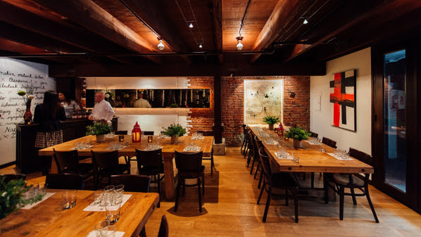 Piperade Restaurant in San Francisco Announces an April Basque Hotel Dinner