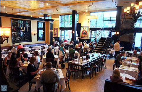 Thanksgiving Day Celebration at Left Bank Brasserie Menlo Park