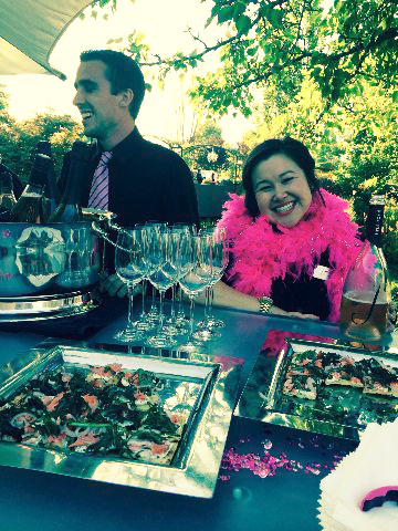Bubbles With A Splash Of Pink: J Vineyards Annual Pink Party